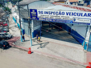 SG INSPEÇÃO VEICULAR - SÃO GONÇALO, RJ