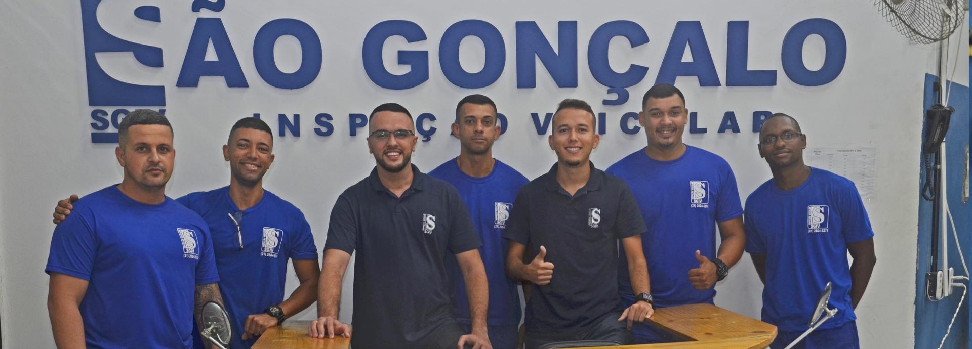Líder em inspeção GNV no RJ!